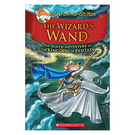 Kingdom Of Fantasy Book 09: The Wizard'S Wand