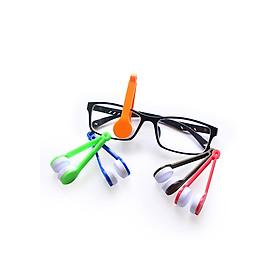Combo 3 cái Kẹp lau mắt kính nhiều màu
