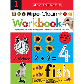 Wipe Clean Work Books - G2