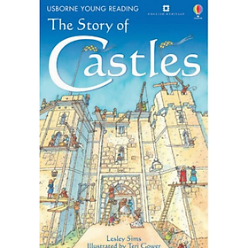 Usborne Young Reading Series Two: The Story of Castles
