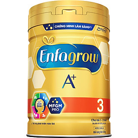 Sữa Bột Enfagrow A+ 3 (830g)