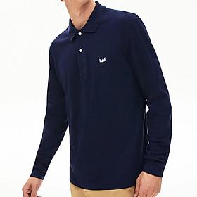 Áo Polo Nam Có Cổ Dài Tay, Logo Thêu Cao Cấp, Chất liệu Vải Cotton Cá Sấu 100%VNXK Cao Cấp, Thấm Hút Mồ Hôi, Co Giãn Đa Chiều