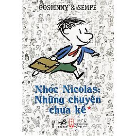 Nhóc Nicolas: Những chuyện chưa kể Tập 1 (TB)