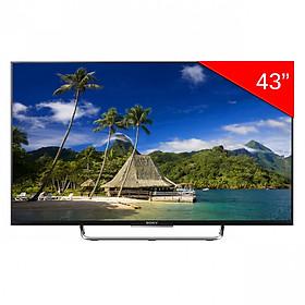 Smart Tivi Sony 43 inch KDL-43W800C - Hàng Chính Hãng