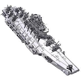 Mô Hình Lắp Ráp Kim Loại Piececool P056-S - Tàu Sân Bay Liaoning CV-16 (142 chi tiết)