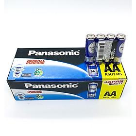 Hộp 60 Viên Pin AA ( Pin Tiểu ) Panasonic R6UT/4S - Hàng Chính Hãng