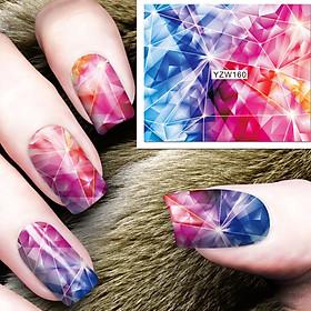 Sticker dán móng tay làm Nail