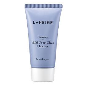 Bộ Du Lịch Giảm Bã Nhờn, Lỗ Chân Lông To Và Mụn Đầu Đen Laneige Clean Skin Set-8