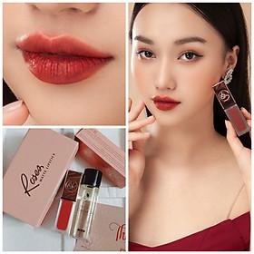 Son Roses Chính Hãng - Kem Lì Cao Cấp Mini Garden - Roses Matte Lipstick 2019 - TẶNG tẩy trang môi mắt