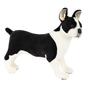 Thú Nhồi Bông My Dog Boston Terrier Đứng