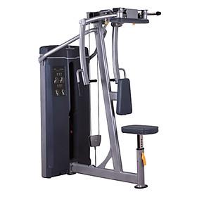 Máy ép ngực, ép lưng, tập cơ lưng vai Gym TigerSport Premium TGP-780