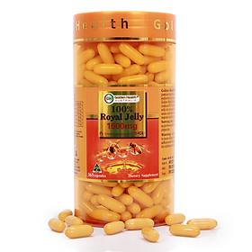 Sữa Ong Chúa Golden Health GH 1600Mg (365 Viên)