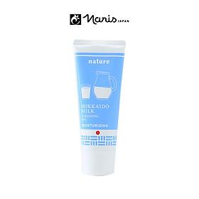 Gel Rửa Mặt Naris Cosmetic Nature Dưỡng Ẩm Chiết Xuất Sữa Hokkaido 100g