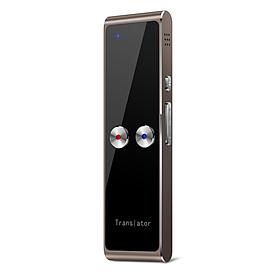 T8 Voice Translator Multi-language Portable Smart Bluetooth Voice Translation Real Time Translating for 68 Language