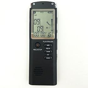 Máy Ghi Âm Kỹ Thuật Số USB Hỗ Trợ Trình Phát WAV, MP3 (650Hr) (8GB / 16GB / 32GB) (96 Giờ)