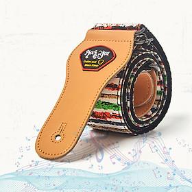 Guitar Strap Length Adjustable Vintage Belt For Bass Ukulele Electric and Acoustic Guitars Men Women Guitarist Christmas Gift