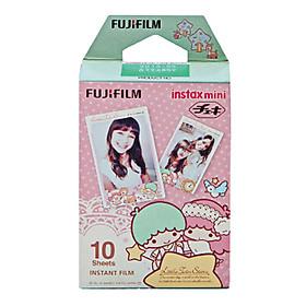Hộp Film Cho Máy Ảnh Fujifilm Instax Mini 9/8/7s/25/50s/70/90 Cho Máy In Ảnh SP-1/SP-2 (10 Tờ)