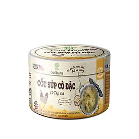 Cốt súp cô đặc - Từ thịt gà - Nấu nước dùng gà tiện lợi - Hũ 200gr - Tiêu chuẩn FDA, không bột ngọt, không chất bảo quản, tốt cho sức khỏe - Sản phẩm số 1 tại Mỹ