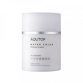 Kem lót trang điểm AQUTOP Water Color Make Up Cream (30ml)