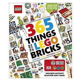 Lego 365 Things To Do With Lego Bricks