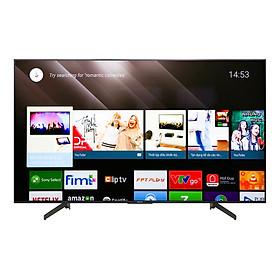 Android Tivi Sony 4K 75 inch KD-75X8500G - Hàng chính hãng + Tặng Khung Treo Cố Định