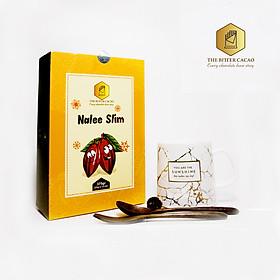 Bột Cacao Giảm Cân Nalee Slim The Bitter Cacao - Hàng Chính Hãng