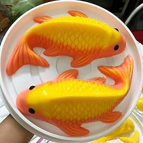 Khuôn xôi, giò chả, khuôn làm bánh, rau câu hình cá chép
