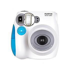 Máy Ảnh Fujifilm Instax Mini7s Tự Động Lấy Nét Có Ảnh Ngay Lập Tức Với Dây Đeo Cổ Quà Giáng Sinh Cho Bé