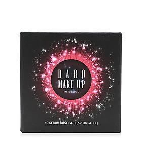 Phấn phủ dạng nén kiềm dầu thế hệ mới Dabo Make Up In Seoul Hàn Quốc No.21 (Da tự nhiên) 11g + Móc khoá-2