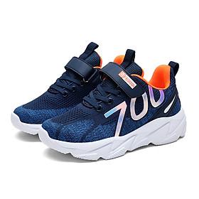Giày thể thao bé trai 4 - 12 tuổi phong các sneaker cá tính GE30