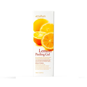 Kem Tẩy Tế Bào Chết Và Làm Mềm Da Arrahan Pure Natural Clean Care Lemon Peeling Gel 180ml