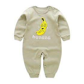 Spring Autumn Unisex baby clothing Cotton Long Sleeved baby boy clothes cartoon baby romper Infantil babies new