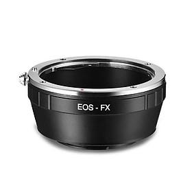 Ngàm chuyển lens Canon EOS - Fuji Film FX Camera