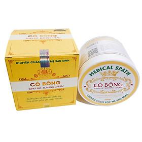 Kem tan mỡ Cô Bông 250g giúp giảm mỡ bụng