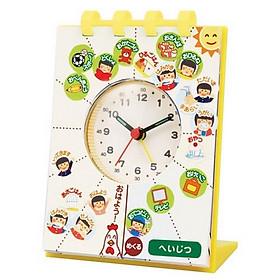 Đồng hồ báo thức cho trẻ em Nhật Bản