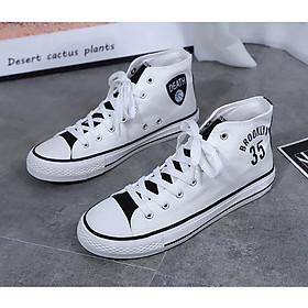 Giày thể thao nam, giày vải nam cao cổ CMGDCV35