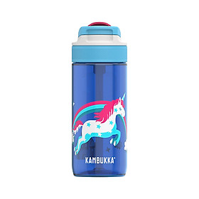 Bình Nước KID KAMBUKKA Lagoon 500 ml Rainbow Unicorn