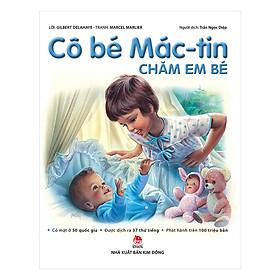 Cô Bé Mác-Tin Chăm Em Bé (Tái Bản 2019)