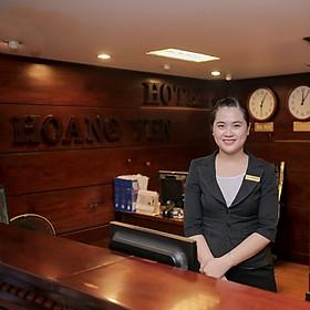 [HCM] Hoàng Yến Hotel 2* - Trung Tâm Phú Mỹ Hưng, Quận 7