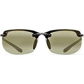 Maui Jim Sunglasses | Banyans 412 | Rimless Frame, with Patented PolarizedPlus2 Lens Technology