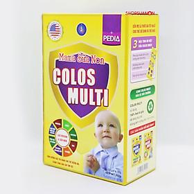 Mama Sữa Non Colos Multi Pedia (1 Hộp 352g). Sản phẩm giúp trẻ tiêu hóa khỏe ăn ngon. Hàng Chính Hãng