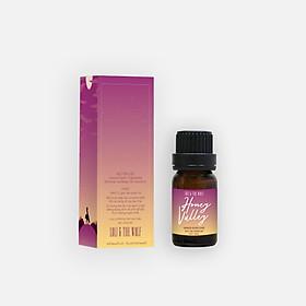 Nước hoa vùng kín dành cho nữ Honey Valley Eau De Parum chai chấm 10ml / chai lăn 5ml - LOLI & THE WOLF