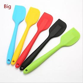 Phới silicon spatula dẹt 28cm