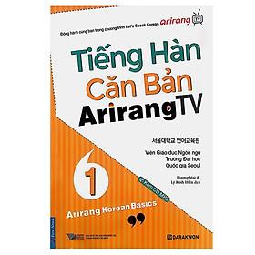 Tiếng Hàn Căn Bản Arirang TV (Tập 1)