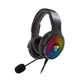 Tai nghe Gaming có dây Fantech HG22 7.1 âm thanh vòm, led RGB, jack cắm USB, dùng cho PC và PS4 - Hàng chính hãng