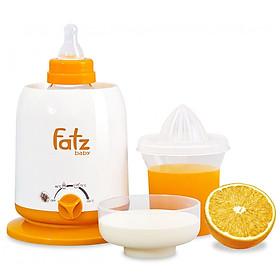 Máy hâm thức ăn, các loại thực phẩm và hâm sữa dành cho bé  Fatz Baby  4 chức năng