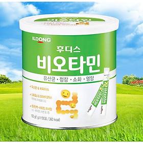 Men vi sinh ILDONG CHOYUMEAL PLUS 100g Hàn Quốc
