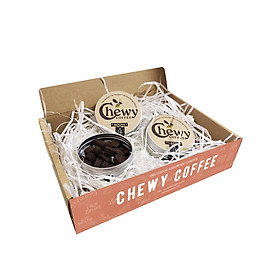 Hộp Quà Viên Ngậm Mật Ong Cà Phê Tỉnh Táo Tức Thời Chewy Coffee – Honey Coffee Tablet 14g