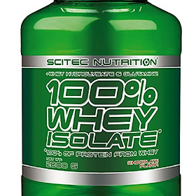 100% WHEY PROTEIN ISOLATE 2000 CHOCOLATE
