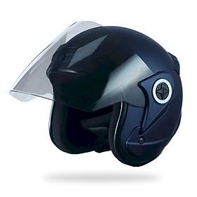 Mũ bảo hiểm phượt chính hãng MT-168 kính khói dùng được cả ngày lẫn đêm